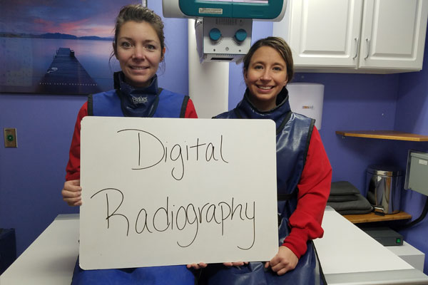 Digital-Radiography team