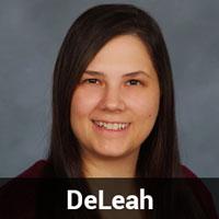 DeLeah